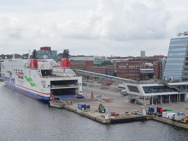 Kurzkreuzfahrt Kiel Göteborg Minikreuzfahrt mit Stena Scandinavica