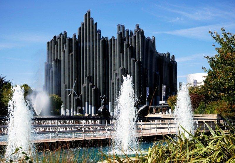 Extraordinary Journey Futuroscope bei Poitiers