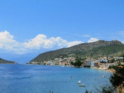 Tolo auf dem Ostpeloponnes in Griechenland