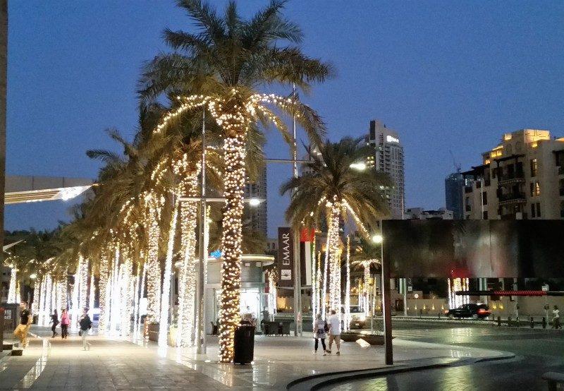 Dubai mit Kindern am Sheikh Mohammed bin Rashid Boulevard