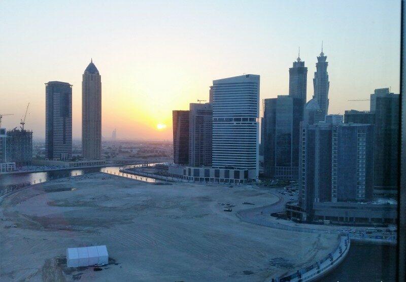 Lage Pullman Dubai Downtown Hotel