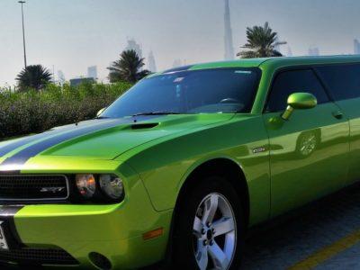 Dodge Challenger Stretch Limousine