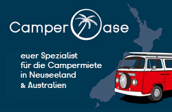 CamperOase-Werbebanner