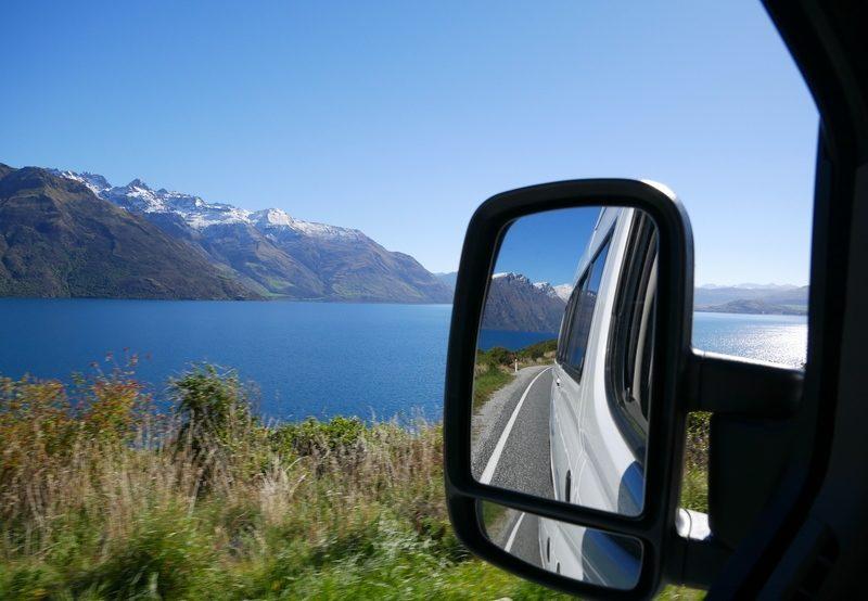 Erfahrung Wendekreisen Camper Koru Star 2ST Neuseeland