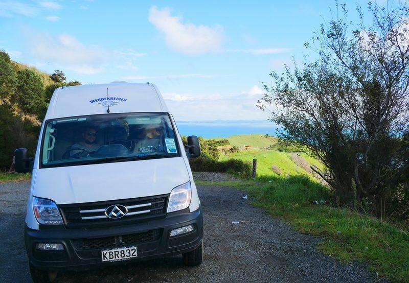 Erfahrungen mit Wendekreisen Camper Koru Star 2ST Neuseeland