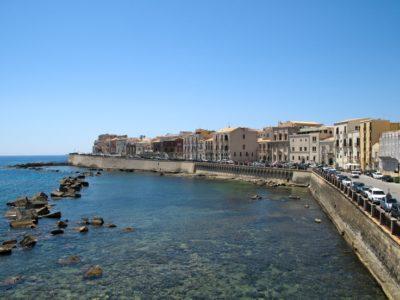 Syrakus im Sizilien Urlaub