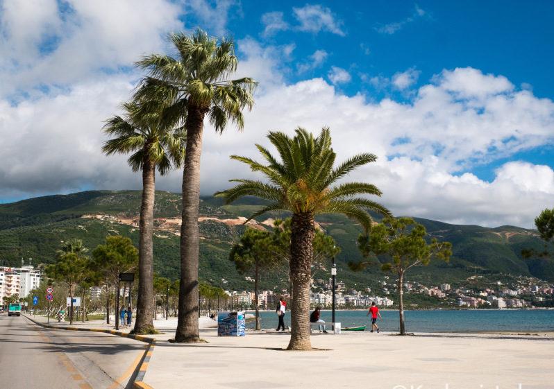 Albanien Urlaub am Vloras Strand