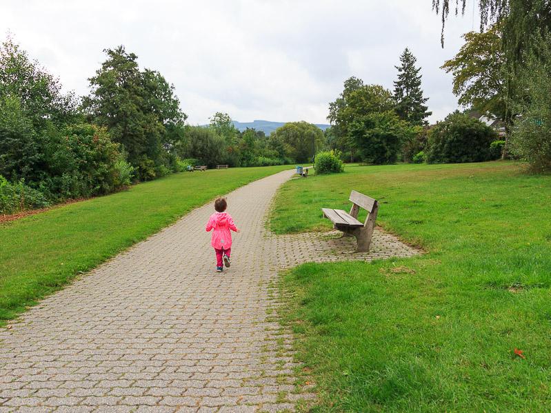 Spaziergang im Sauerland