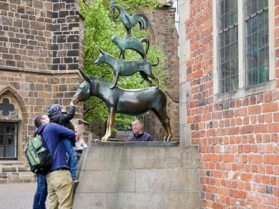 Bremen mit Kind
