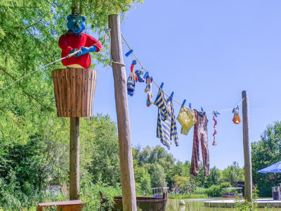 Käpt'n Blaubär's Abenteuerfahrt im Spieleland Ravensburger