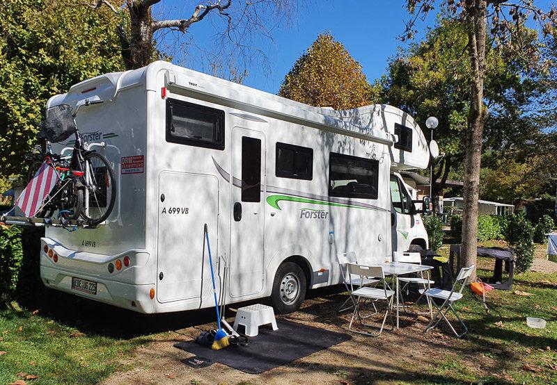 Familien Wohnmobil für 6 Personen von DRM