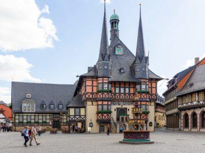 Hasseröder Ferienpark in Wernigerode