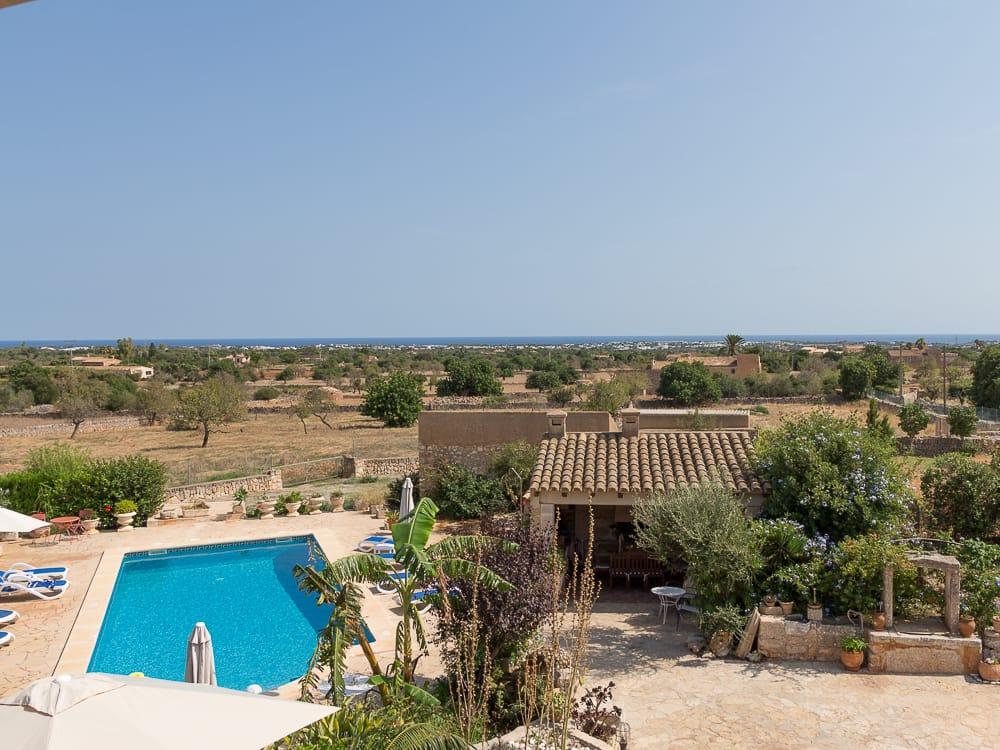 Wunderschönes Mallorca Ferienhaus mit Pool