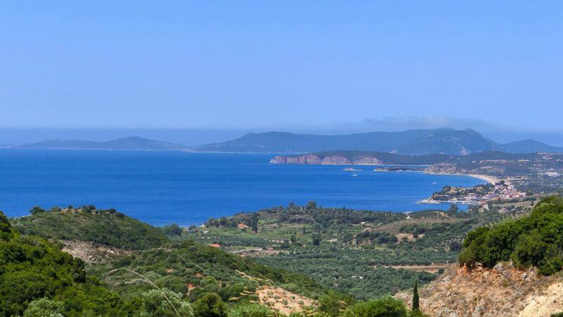Urlaub auf dem Peloponnes