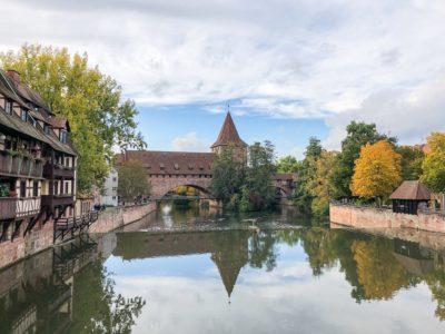 Stadtrundfahrt Nürnberg mit Bimmelbahn