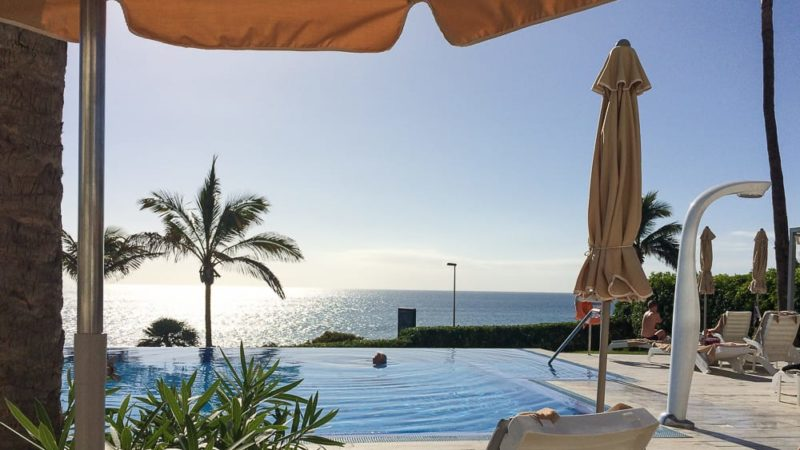 Hotel mit Pool auf Gran Canaria