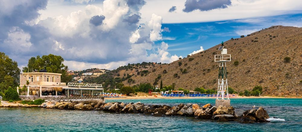Georgipoulis Strand Kreta
