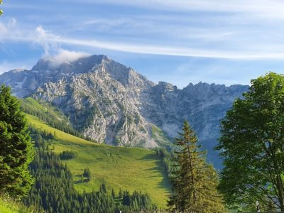 Berge Berchtesgadener Land Österreich Steiermark