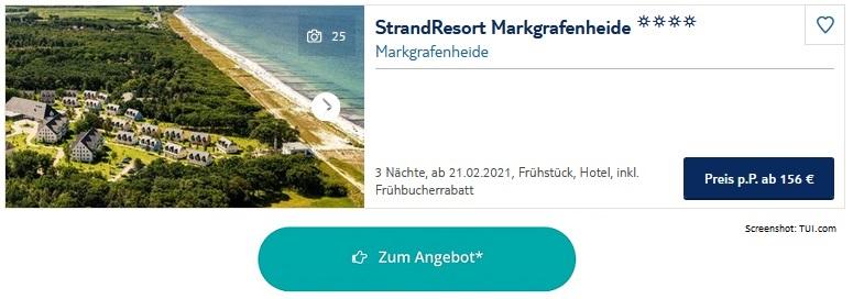 Ferienpark Ostsee Ferienpark Markgrafenheide