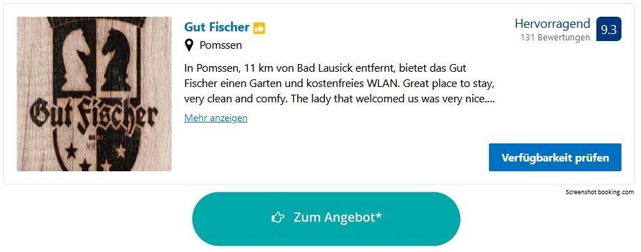 Bauernhofurlaub Sachsen Gut Fischer