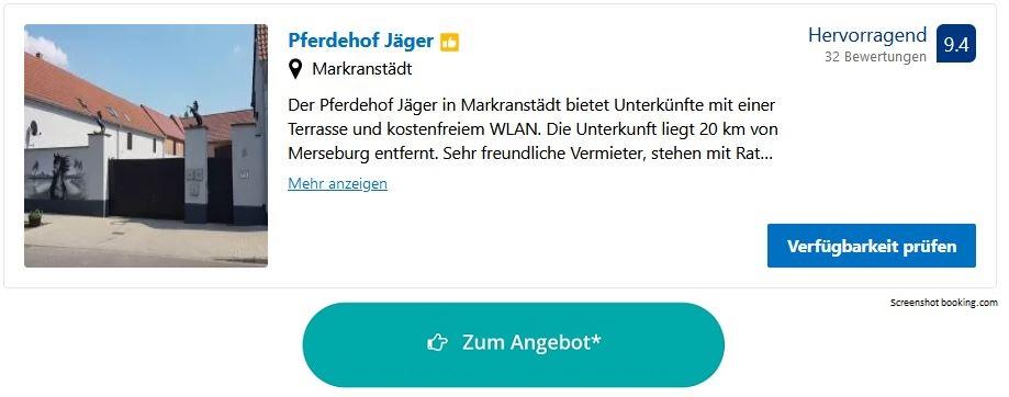 Bauernhofurlaub Sachsen Pferdehof Jäger