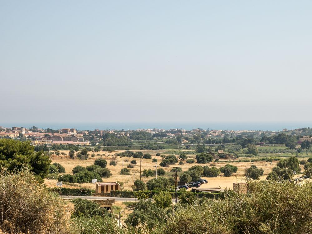 Agrigento Sizilien Tal der Tempel