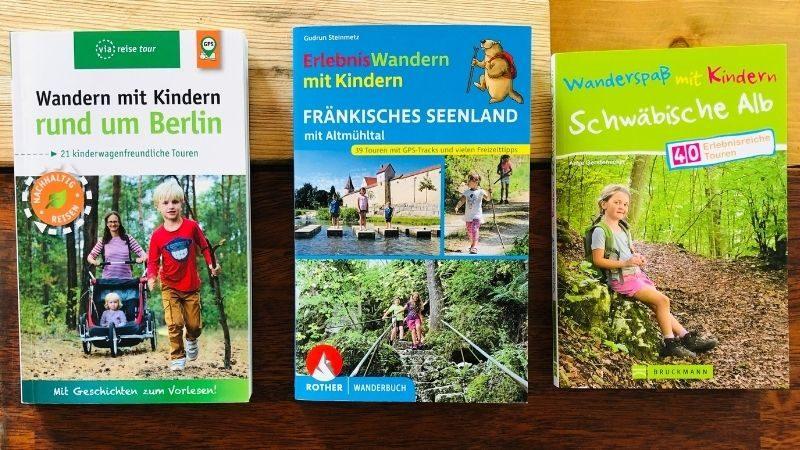 Wanderführer Familien