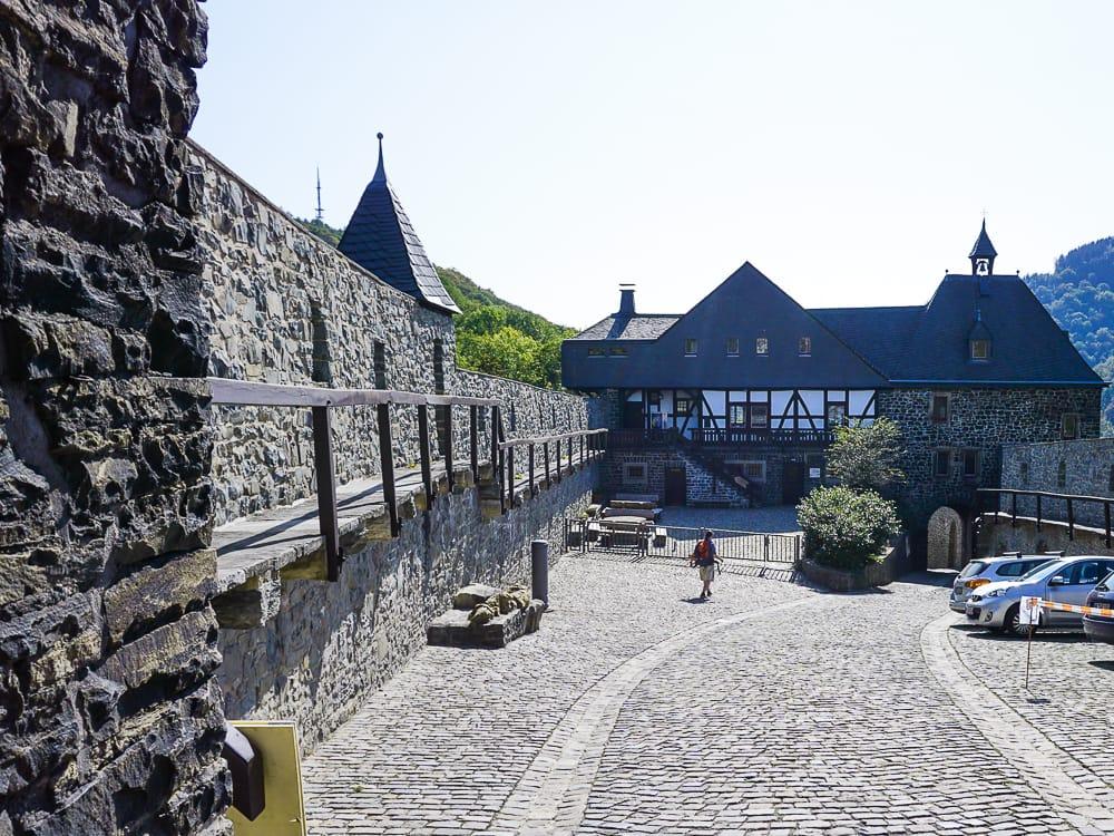 Sauerland Urlaub in der Jugendherberge Altena