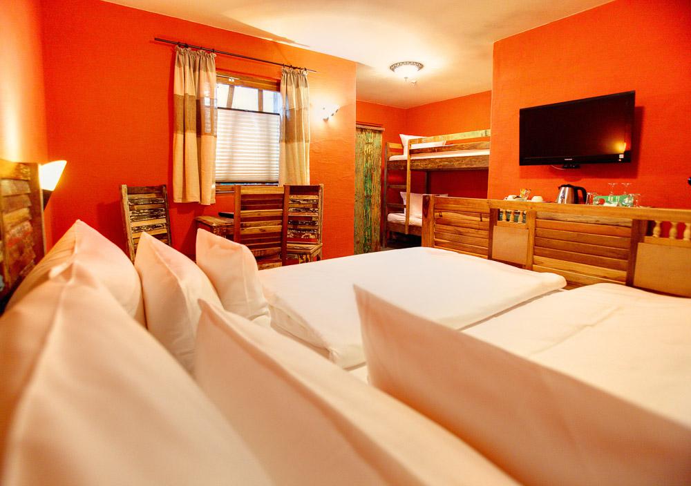 Tropical Islands Angebote Premium Familienzimmer