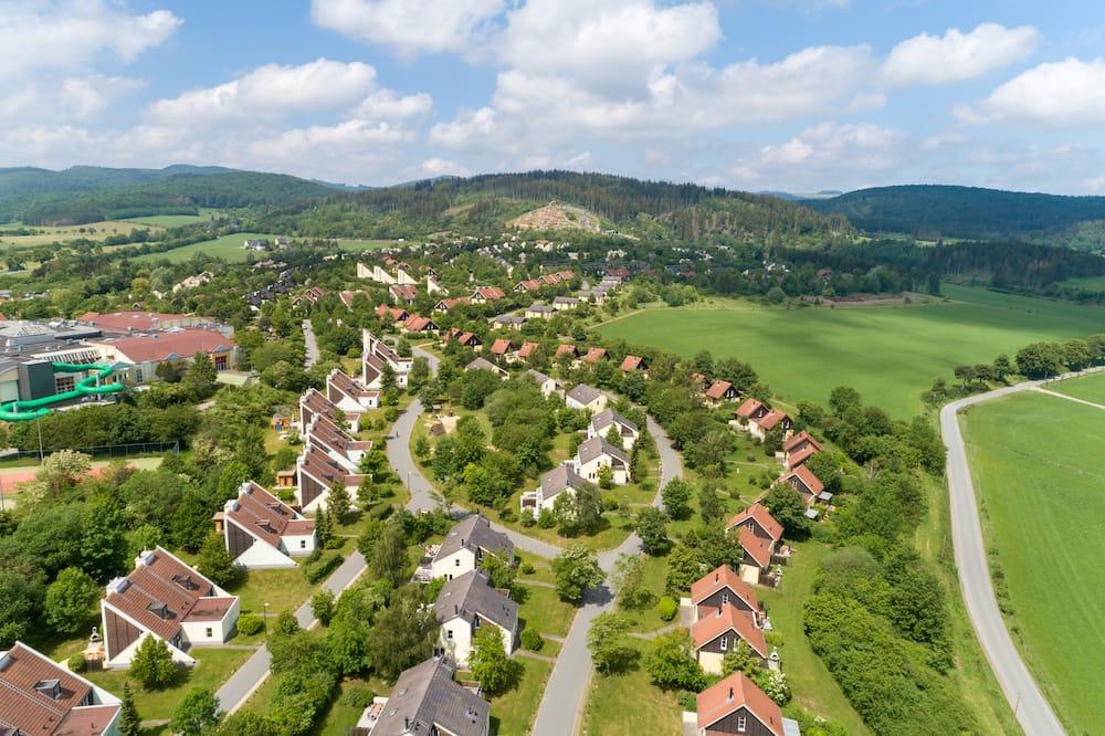 Lage vom Center Parcs Hochsauerland