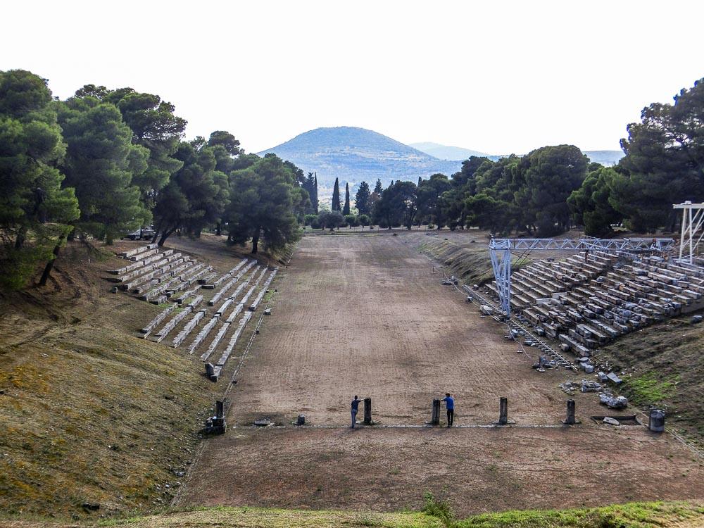 Stadion von Epidaurus