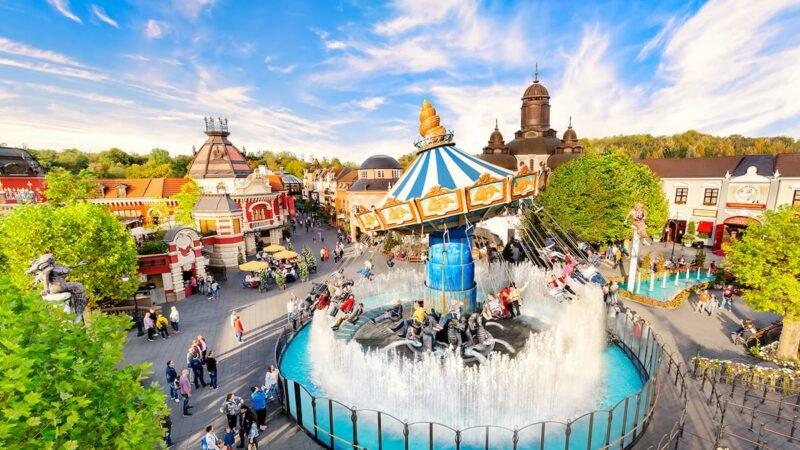 Phantasialand einer der Freizeitparks NRW
