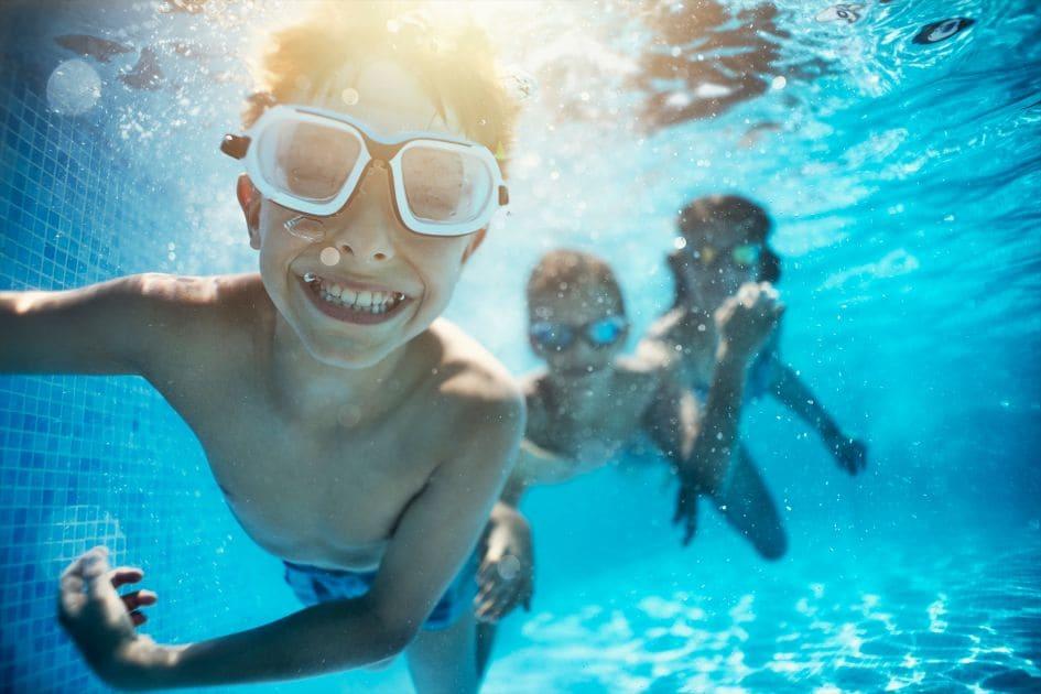 Roompot Beach Resort Schwimmbad