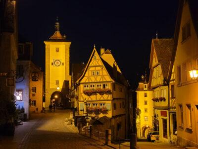 Nachtwächter Rothenburg