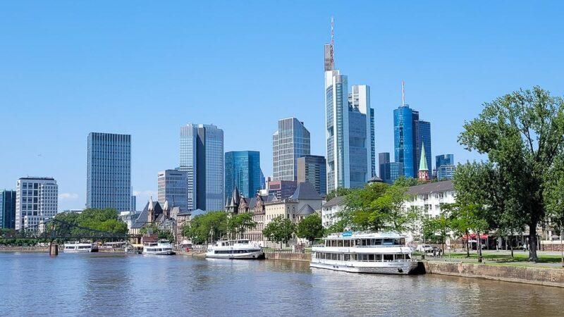 Schiffstour Frankfurt