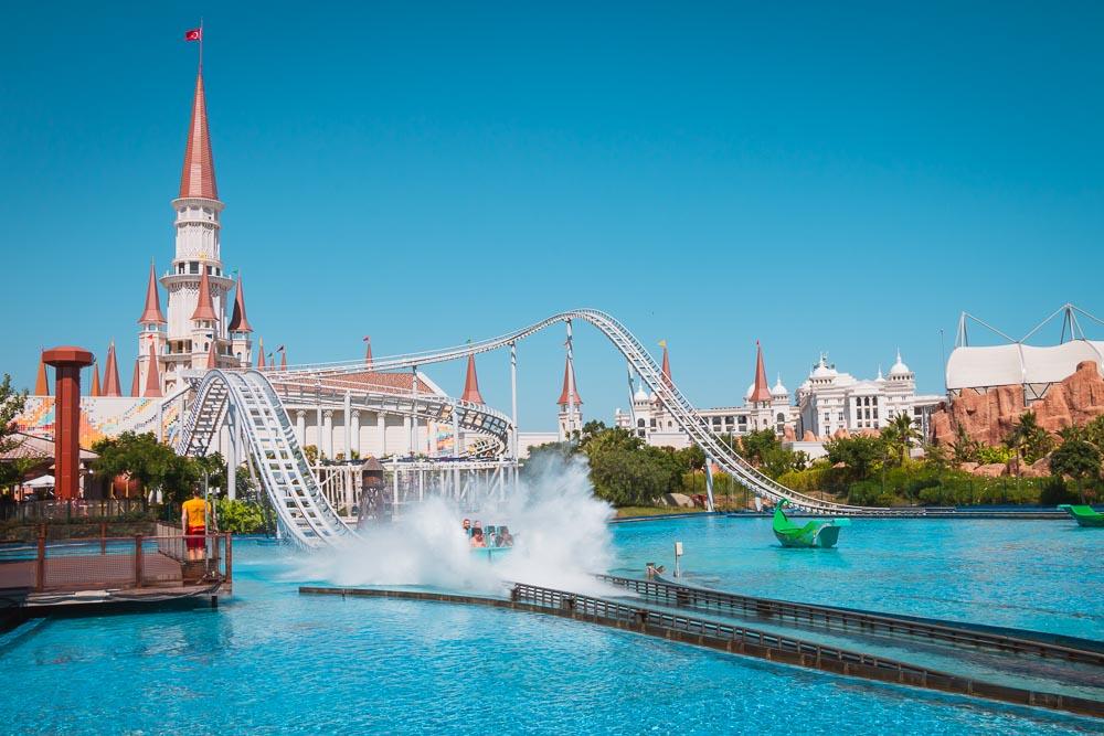 The Land of Legends Themenpark und Hotel Antalya