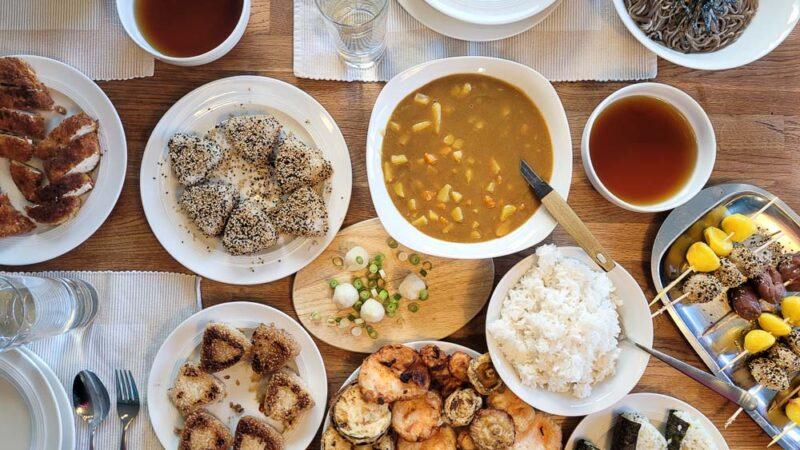 Easycookasia Themenbox Japan Japanisch kochen