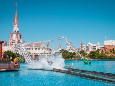 Erlebt Antalya mit Kindern zB im Land of Legends Themenpark