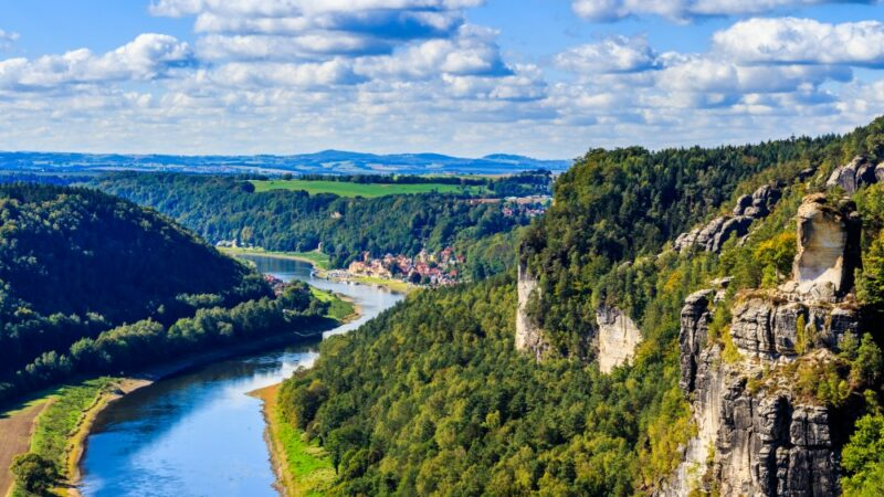 Ferienparks Sachsen Titelbild