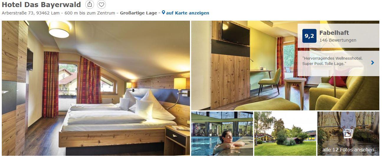 Kinderhotel Süddeutschland Das Bayerwald